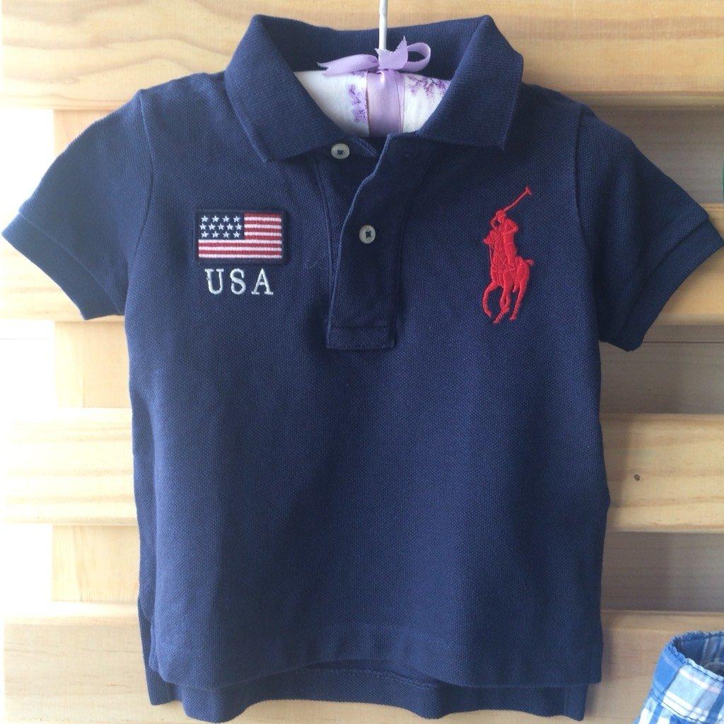 95ff4e278c Camiseta Polo Ralph Lauren - Comprar em Eco Baby