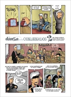 La Danza de los Condenados Tomos 2 al 5 VERSION DIGITAL en internet