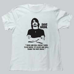 DAVE GROHL - FOO FIGHTERS - comprar online