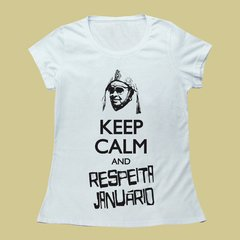 KEEP CALM JANUÁRIO na internet