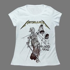 METALLICA ...AND JUSTICE FOR ALL - comprar online
