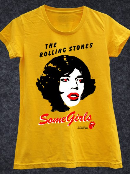 ROLLING STONES - SOME GIRLS 2 na internet