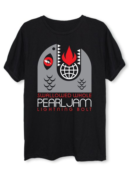 PEARL JAM SWALLOWED WHOLE - comprar online