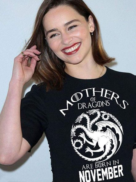 MOTHERS OF DRAGONS - GAME OH THRONES na internet