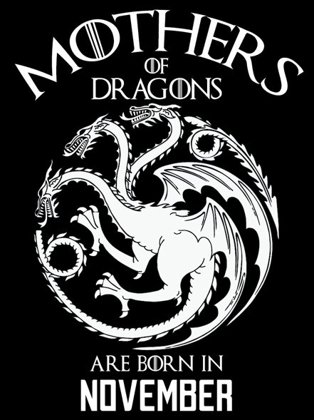MOTHERS OF DRAGONS - GAME OH THRONES - Enter