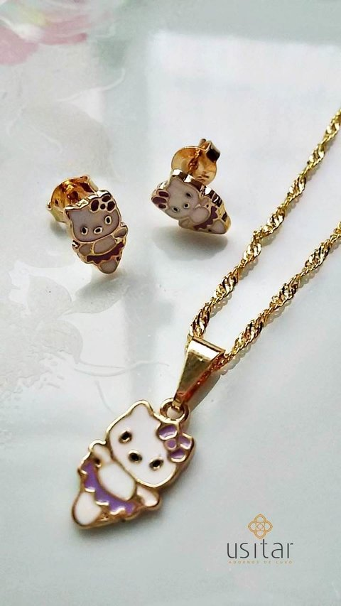 Conjunto Hello Kitty - Conj0031