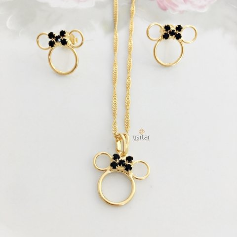 Conjunto Mini Disney