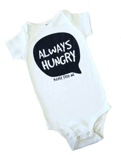 Body Always Hungry - comprar online
