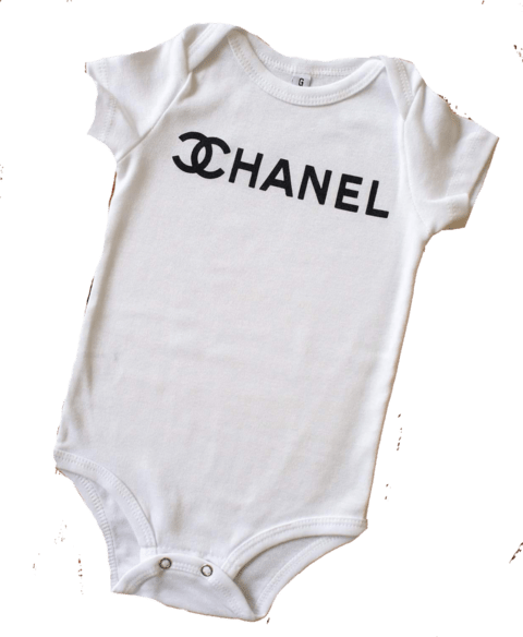 Body Chanel Branco OFF white