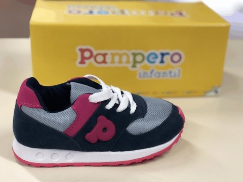 ZAPATILLAS PAMPERO INFANTIL JOGGER