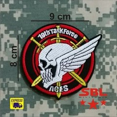 Funny Patch 19th TASK FORCE ACES - MILITARIA SBL