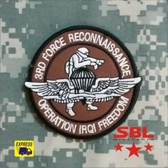 Patch 3rd Force Reconnaissance, Operation Iraqi Freedom na internet