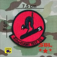 Patch 413 th FLIGTH TEST SQ - comprar online