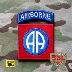 Patch 82th Airborne Division color