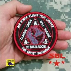 Patch Air Force Flight Test Center na internet