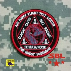 Patch Air Force Flight Test Center
