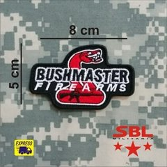 Patch Bushmaster Fire Arms - comprar online