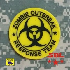 "Patch Emborrachado ""Zombie Outbreak Response Team"""