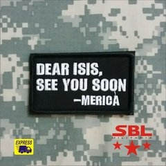 Funny Patch Dear ISIS