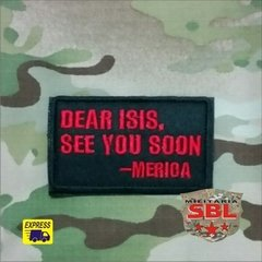 Funny Patch Dear ISIS na internet