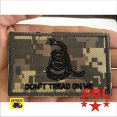 "Patch ""Dont Tread on Me"" ACU"