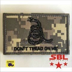 "Patch ""Dont Tread on Me"" ACU - comprar online"