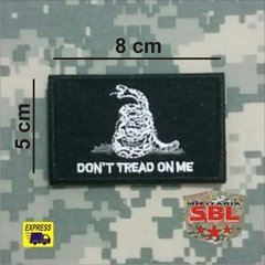"Patch ""Dont Tread on Me"""
