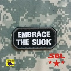 Funny Patch Embrace the Suck