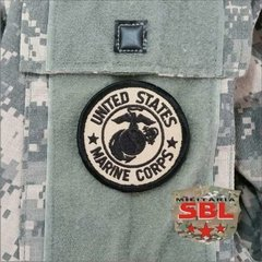 Patch Escudo Marine Corps - loja online