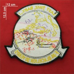 Patch F-14 BLACKLION Edição Especial 30 Years US AIR FORCE - comprar online