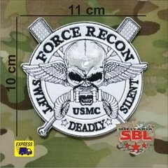 Patch USMC FORCE RECON - comprar online