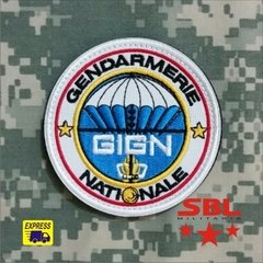 Patch GIGN GENDARMERIE Nationale