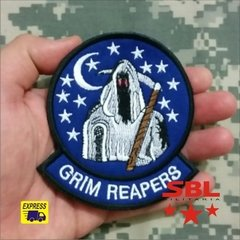 Funny Patch GRIM REAPERS na internet