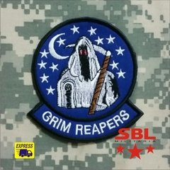 Funny Patch GRIM REAPERS