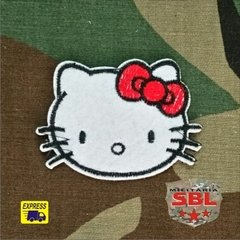 Funny Patch Hello Kitty - MILITARIA SBL