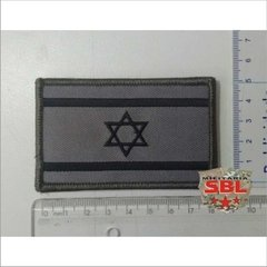 Patch Bandeira Israel na internet