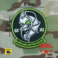 Patch Alone and on the Prowl IXXI - comprar online
