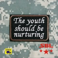 "Patch ""The Youth Should be Nurturing"""