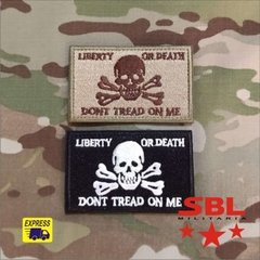 "Patch ""Liberty or Death"""