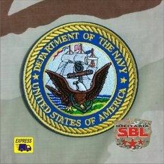 Patch Departamento de Marinha NAVY