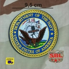 Patch Departamento de Marinha NAVY na internet