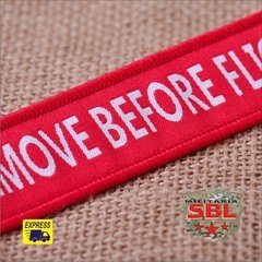 "Chaveiro ""Remove Befor Flight"" - MILITARIA SBL"