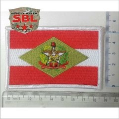 Patch Bandeira do Estado de Santa Catarina Cores - comprar online