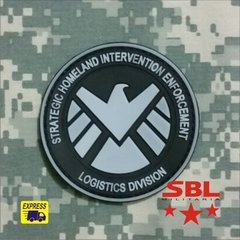 Patch Emborrachado SHIELD Logistic Division na internet