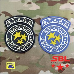 "Funny Patch Emborrachado ""S.T.A.R.S."" RACCON City STARS"