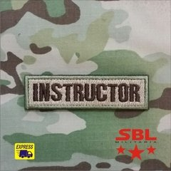 Patch Tarja Instructor