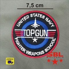 Patch TOP GUN - comprar online