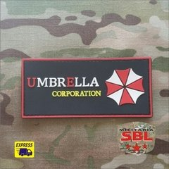 Funny Patch Emborrachado Umbrella Corp. Ret