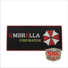 Funny Patch Emborrachado Umbrella Corp. Ret na internet