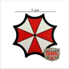 Funny Patch Emborrachado Umbrella Corporation Logo - comprar online